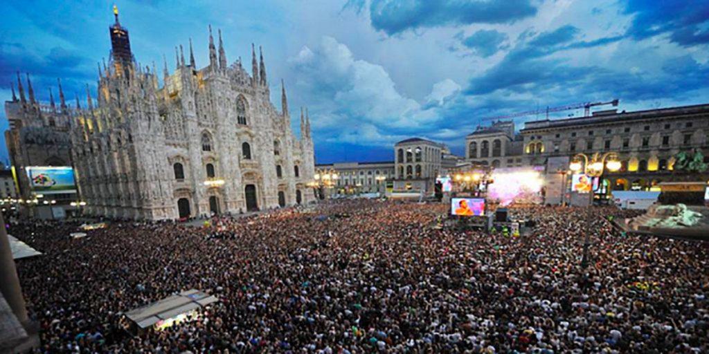 Capodanno Milano 2021