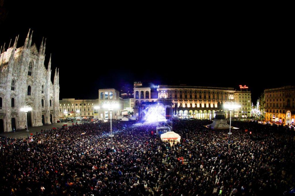 Feste capodanno Milano 2021