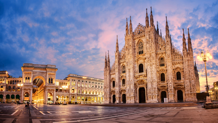Pacchetti capodanno Milano 2022