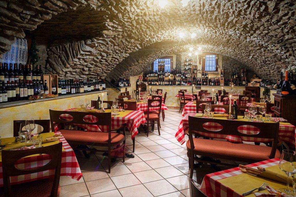 Trattorie ed osterie capodanno Milano